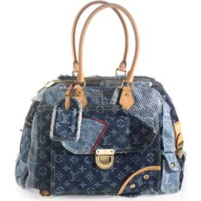 Bolso Louis Vuitton Azul
