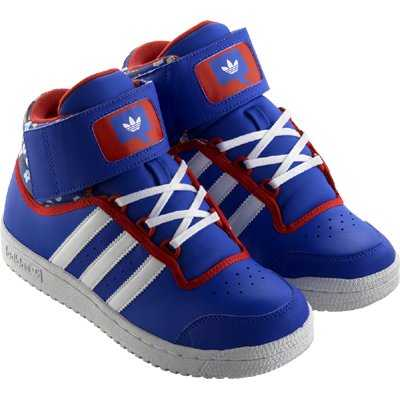 modelos de zapatillas adidas de niños