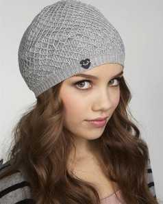 Gorras tejidas para invierno | Estilo Total