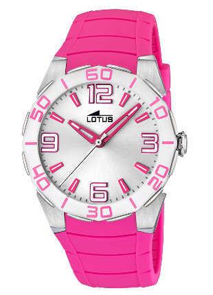 7eed7d47cba1 Relojes Lotus  colección Cool con estilo boyfriend