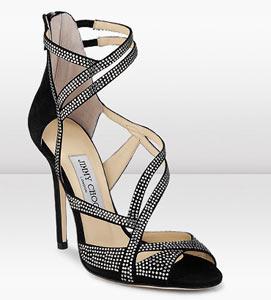fccac99581 Jimmy Choo  brillante y divina colección de zapatos de fiesta ...