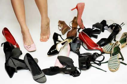 Los zapatos de tacón representan la esencia del poder femenino. Para muchas mujeres son las mejores armas de seducción son sexy y glamurosos por donde se