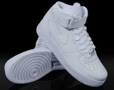 Zapatillas Air Force Blancas Mujer