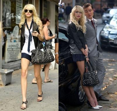 Para las que no les gusta tanto el look rockero, igual pueden añadir estas piezas a su outfit y quedará lindo,
