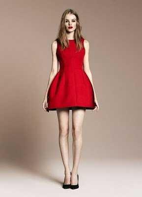 4e02c76f Qué zapatos me pongo con un vestido rojo? | Estilo Total