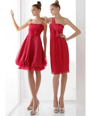 1373d58993 Qué zapatos me pongo con un vestido rojo