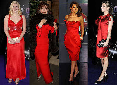 c84ef87829582 Qué zapatos me pongo con un vestido rojo