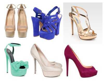 270866467 Estos son algunos ejemplos de tacos que puedes combinar con tu vestido largo  preferido para una ocasión especial