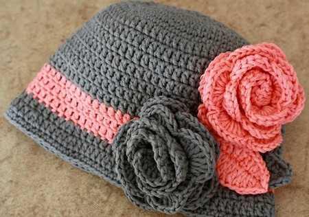 Como hacer rosas tejidas a crochet car interior design - Como hacer flores de ganchillo ...
