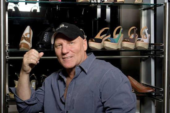 Aire acondicionado desarrollando Evacuación  Steve Madden: el magnate del calzado del siglo XXI | Estilo Total