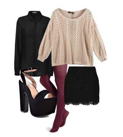 Outfits de invierno con zapatos de tacón: ¡Cómo armarlos ...