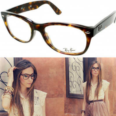 gafas ray ban para mujer formuladas