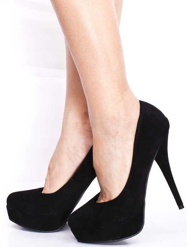Chaussures Formelles Noir Pour Les Femmes okM6n