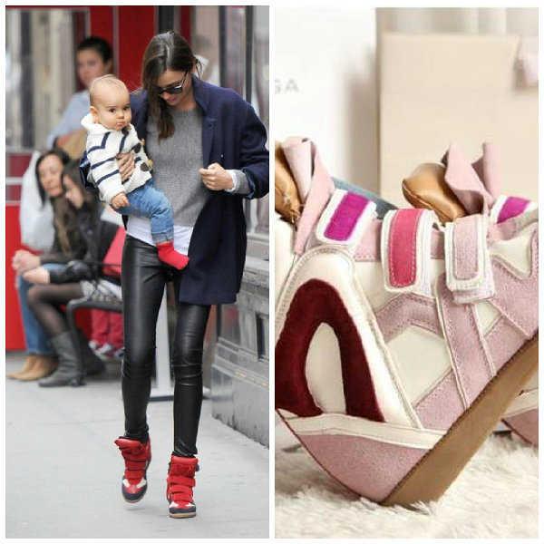 Zapatillas Isabel Marant ¡Exclusivas y urbanas!