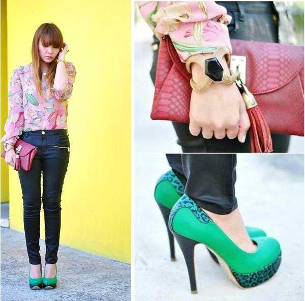 zapatos,verdes,esmeralda