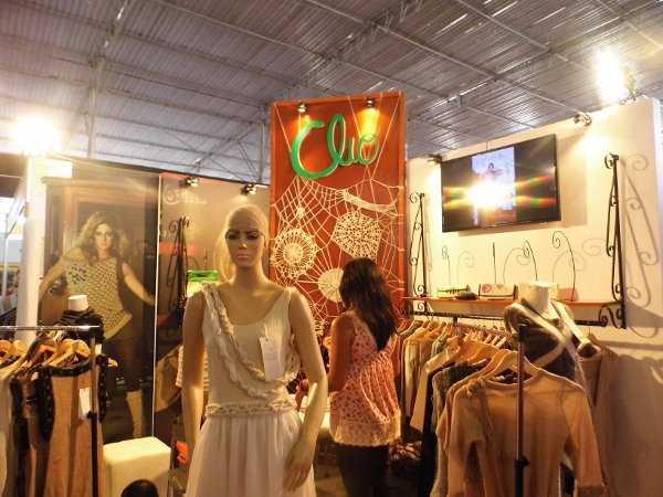 Muchos expositores se hicieron presente en el Perú Moda