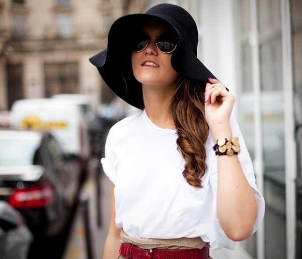 ¡Domina el arte de usar sombreros con todos tus outfits! 55f23a9f14c