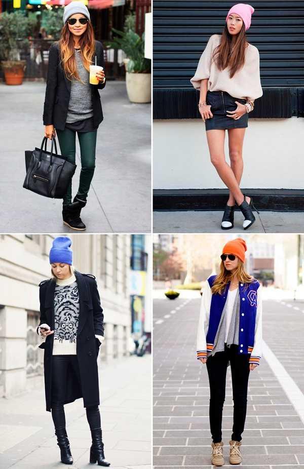 9df6090bd4d6e Aprende a usar tu beanie con un outfit más urbano