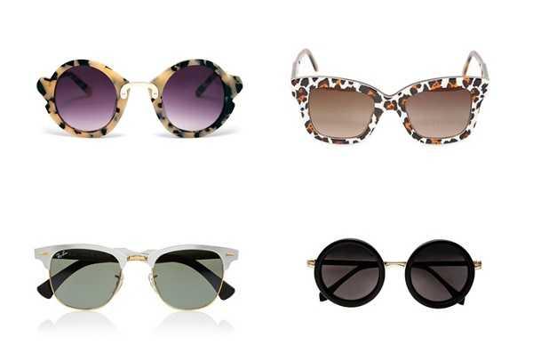 Estos son los lentes de sol que están en tendencia. ¡Elige el que mejor vaya contigo!
